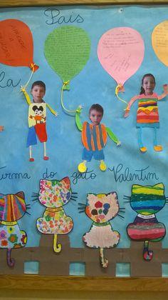 Mensagens de Boasvindas dos Pais- Jardim de infância Vila de Frades