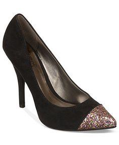 Carlos by Carlos Santana Shoes, Gil Pumps - Pumps - Shoes - Macy's