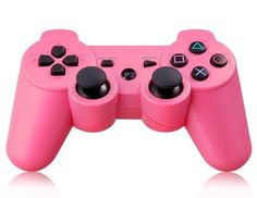 Six-Axe DualShock Wireless Controller pour PlayStation 3 (rose)