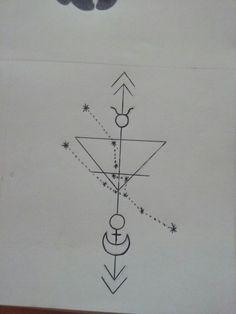 Criação de tattos. #signo touro. Taurus Symbol Tattoo, Taurus Symbols, Taurus Tattoos, Piercing Tattoo, Piercings, Henna Designs, Tattoo Designs, Body Art Tattoos, Tatoos