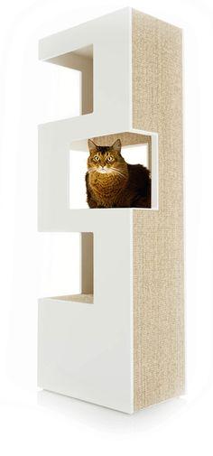 design Katzenbaum, Katzenmöbel für die moderne Wohnung
