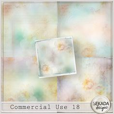 Commercial Use 18 :: COMMERCIAL USE :: Memory Scraps
