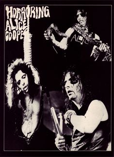 The lovely Alice Cooper Alice Copper, Rock Hall Of Fame, Mr Nice Guy, Alternative Music, Death Metal, Classic Rock, Rock Music, Rolling Stones, Cool Bands