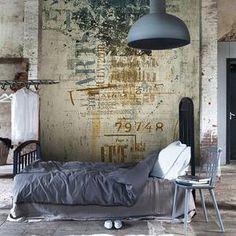 Photo Wallpaper, Of Wallpaper, Wallpaper Ideas, Bedroom Murals, Wall Murals, Living Room Background, Photo Mural, Retro, Blank Walls
