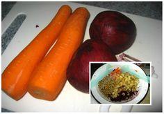 Vymeňte ryžu a zemiaky za tieto šaláty a kilá pôjdu dolu: Najlepšie šaláty na chudnutie a dobré trávenie! Cooking Light, Eggplant, Carrots, Food And Drink, Health Fitness, Low Carb, Healthy Recipes, Vegetables, Cha Cha
