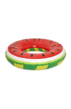 Inflatable Watermelon Ring