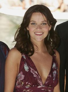 Actress Reese Witherspoon arrives for the 'Vanity Fair' Photocall at the 61st Venice Film Festival in Venice, Italy on (September 5, 2004)