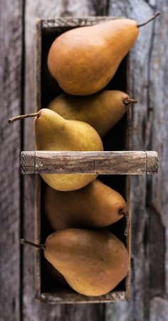 Pears | Vegan in the South
