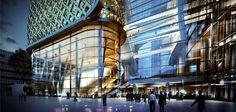 CGarchitect - Professional 3D Architectural Visualization User Community   Ziraat Bank Istanbul. KPF London