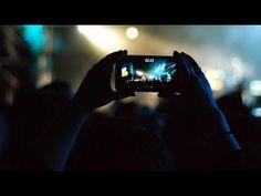 Cómo aprovechar tu smartphone en los recitales