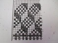 Ja, dette mønsteret er så vakkert. Ønsker meg flere par, men liker ikke å strikke mønster. Dette... Knitting Charts, Knitting Patterns, Crochet Chart, Knit Crochet, Coding, Blogging, Knit Patterns, Crochet Patterns, Ganchillo