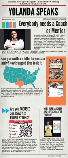 YolandaSpeaks ~ Author Speaker Coach  | Piktochart Infographic Editor