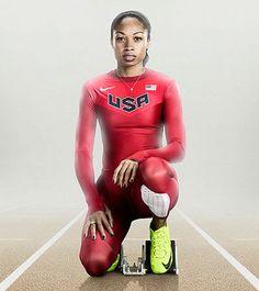 Nike Olympic uniforms
