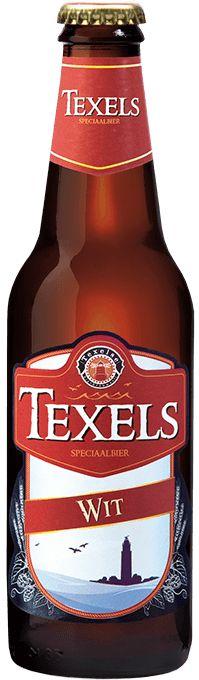Texels Wit is het frisse tarwebier van het eiland Texel. Dit speciaalbier wordt ambachtelijk gebrouwen volgens de traditionele receptuur van het Duitse 'Weizenbier'. De gelijke delen gerst en tarwe zorgen voor een frisse en zacht romige smaak. Door meer gebruik te maken van aromahop creëert de brouwer een zacht bittere afdronk. Texels Wit heeft met 5% alcohol een iets lager alcoholpercentage dan de meeste bieren. Het is een heerlijke, frisse dorstlesser voor in de zomer.