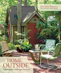 An Outside-the-Box Guide to Outdoor Living. Let's face it: most of us have the confidence to improve the inside of our homes with a fresh coat of paint, new rugs, furniture, and fixtures. But when it
