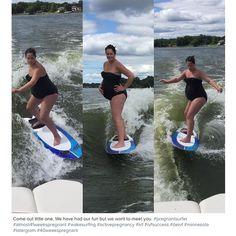 40 semanas de embarazo y hace wake surf! Se dice que las mujeres embarazadas deben quedarse en la cama como si estuvieran enfermas pero muchas futuras mamas se oponen a dejar de vivir normalmente. Un ejemplo es Kolby Fahlsing una futura mamá de más de 40 semanas de embarazo decidió no dejar su pasión: el wake surf. Puedes ver el vide... https://www.somosmamas.com.ar/embarazo/40-semanas-embarazo-wake-surf/?utm_source=IG&utm_medium=somosmamas&utm_campaign=SNAP%2Bfrom%2BSomosMam%C3%A1s