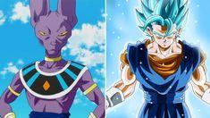 Mangá de Dragon Ball Super confirmou uma das maiores dúvidas dos fãs envolvendo Vegetto e Bills