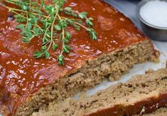 Turkey Meatloaf - Gonna Want Seconds Moist Turkey Meatloaf, Meatloaf Sandwich, Meatloaf Recipes, Thing 1, Dinner Entrees, Cooking Turkey, Roasted Chicken