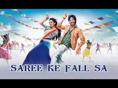 'Saree Ke Fall Sa' song featuring Shahid Kapoor & Sonakshi Sinha from R... Rajkumar #Bollywood #Movies