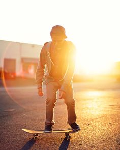 • skate and sun •