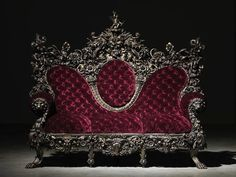 Source: Pinterest.com Baroque Canape' it can easily sit two or more people. Have…