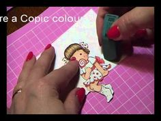 How To Die Cut With Overhanging Images