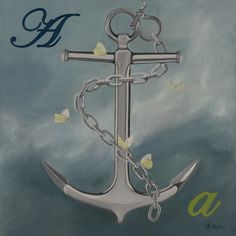 Lacey Shelton 'You're My Anchor' Art Print Anchor Art, True Relationship, Nautical Theme, Office Decor, Bff, Art Pieces, Favorite Things, Interior Decorating, Interiors