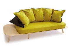 divano letto Disfatto