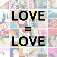 #LoveWins #loveislove #celebration #foundpalettes ❤️