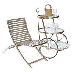 Hip Vintage Salerno Accent Chair - 11240