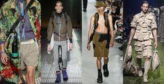 tendances homme mode printemps été 2017 Randonnée