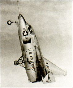 First flight of the Ryan X-13 Vertijet Experimental VTOL aircraft 10/12 1955.