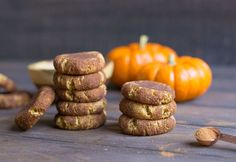 Grain-free Pumpkin Snickerdoodles are a Paleo, Vegan, and Gluten-Free cookie that is perfect for the fall! These make a great snack or dessert, and are a crowd pleaser! Can I just tell you how excited I am to start bringing on the pumpkin recipes? It's one of my favorite ingredients to cook with and I...Read More »