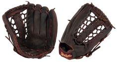 "13"" Modified Trap Shoeless Joe Outfielder's Baseball Glove - 1300MTR - Handmade and broken-in."