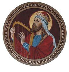 Byzantine Icons, David, God Loves You, Orthodox Icons, Faith In God, Logos, Gods Love, Catholic, Prayers
