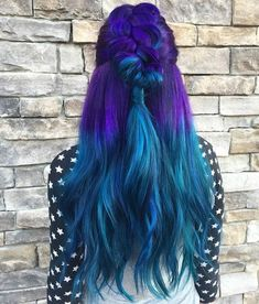 My favorite colours 💜💙