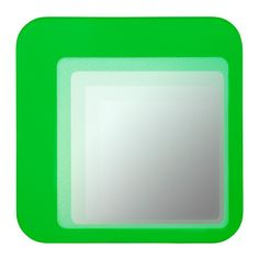HYLKJE Mirror IKEA Safety film  reduces damage if glass is broken.