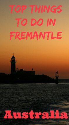 Fremantle is a gorgeous suburb of Perth in Western Australia and a must-visit when in thei part of the world. Here are my top things to do in Fremantle - enjoy your day in 'Freo'!  http://wp.me/p1C7aB-16t