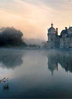 France, Picardy - Château de Chantilly