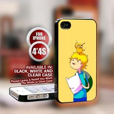 Adventure Time Finn and Jake for iPhone 4 / 4s case cover | merchandiseshop - Accessories on ArtFire