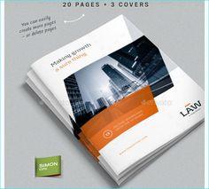 15 Best InDesign Brochure Templates For Business Marketing