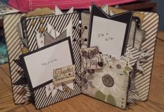 """Wedding Album by Stacia – Using Simple Stories """"Story of Us"""""""