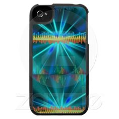 Music bars case for the iPhone 4
