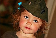 From Mother Knows -- Supporting Children During Military Deployment.