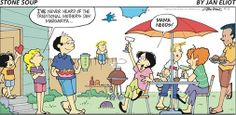 #STONE_SOUP__DAILY_COMIC_STRIP_20140511 [Salvador E. Prado in Facebook to Pinterest] http://www.gocomics.com/stonesoup#.U3ANeywrjeQ