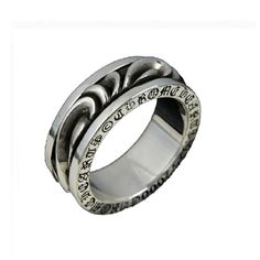Chrome Hearts Ring Rotation