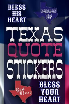 Texas quote stickers to bring the Texan swagger back into your messaging   Texas  emojis 6bdb55283