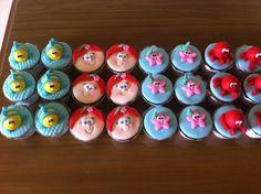 Ariel Cupcakes/ pequena sereia