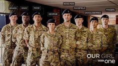 Two Section (with names) ❤️ #OurGirl #Season2