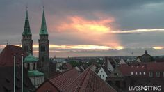 Nürnberg: Livespotting − Stadt (de)